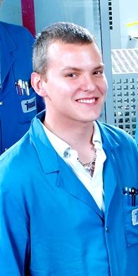 Andreas Gubler, Fertigungstechnologe. « - 2.2_Produktion_500x1000